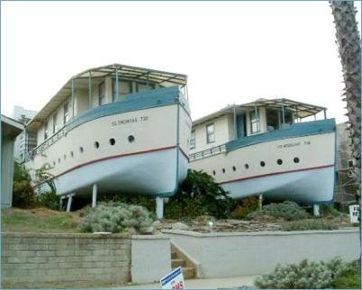 Maison improbable Boat House (Encinitas, California).jpg