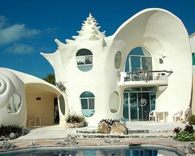 Maison improbable Shell House (Isla Mujeres, Mexico).jpg
